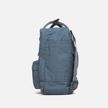 Fjallraven Kanken Mini Backpack Uncle Blue photo- 2