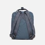 Fjallraven Kanken Mini Backpack Uncle Blue photo- 3
