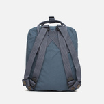 Рюкзак Fjallraven Kanken Mini Uncle Blue фото- 3