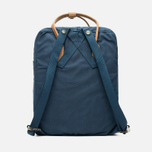 Рюкзак Fjallraven Kanken No. 2 Navy фото- 3