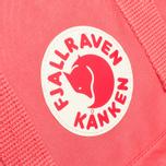 Рюкзак Fjallraven Kanken Peach Pink фото- 4