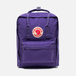 Fjallraven Kanken Backpack Purple photo- 0