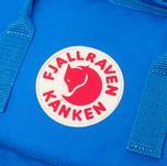 Рюкзак Fjallraven Kanken UN Blue фото- 4