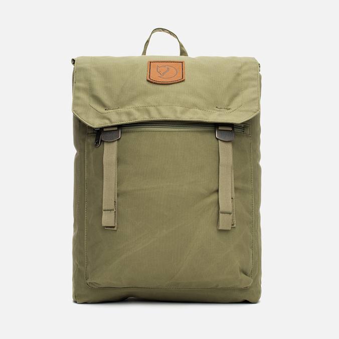 Рюкзак Fjallraven Numbers Foldsack No.1 Green