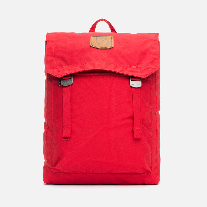 Рюкзак Fjallraven Numbers Foldsack No.1 Red