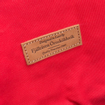 Рюкзак Fjallraven Numbers Foldsack No.1 Red фото- 5