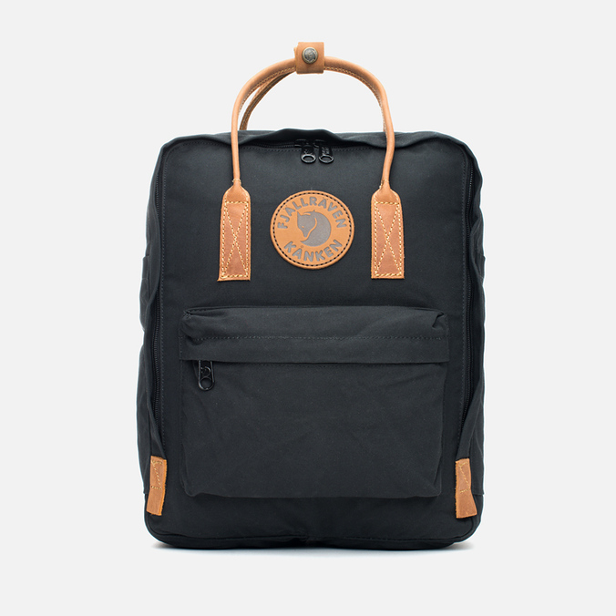 Рюкзак Fjallraven Kanken No. 2 Black