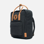 Рюкзак Fjallraven Kanken No. 2 Black фото- 1