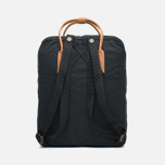 Рюкзак Fjallraven Kanken No. 2 Black фото- 3