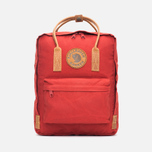 Рюкзак Fjallraven Kanken No. 2 Deep Red фото- 0
