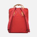 Рюкзак Fjallraven Kanken No. 2 Deep Red фото- 3