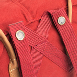 Рюкзак Fjallraven Kanken No. 2 Deep Red фото- 9