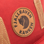 Рюкзак Fjallraven Kanken No. 2 Deep Red фото- 4