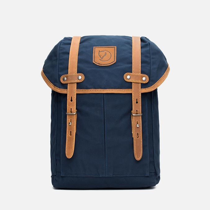 Рюкзак Fjallraven Numbers Rucksack No. 21 Small Navy