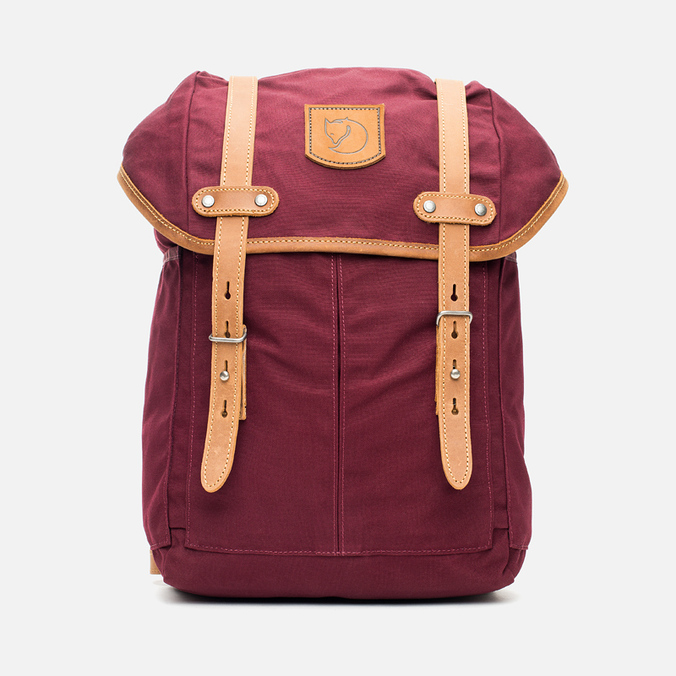 Рюкзак Fjallraven Rucksack No.21 Small 15L Dark Garnet