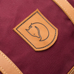 Рюкзак Fjallraven Rucksack No.21 Small 15L Dark Garnet фото- 4