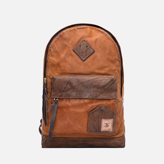 Рюкзак GJO.E 7BAG2/3 Brown