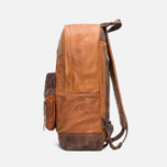 Рюкзак GJO.E 7BAG2/3 Brown фото- 2