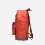 Grunge John Orchestra. Explosion 8BAG2/3 Backpack Red photo- 2