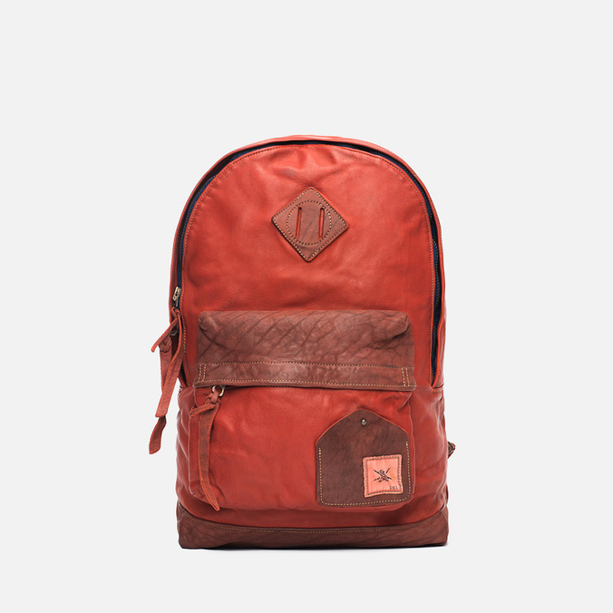 Grunge John Orchestra. Explosion 8BAG2/3 Backpack Red