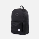 Рюкзак Herschel Supply Co. Heritage Nylon Black фото- 1