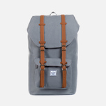 Рюкзак Herschel Supply Co. Little America 25L Grey/Tan фото- 0
