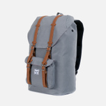 Рюкзак Herschel Supply Co. Little America 25L Grey/Tan фото- 1