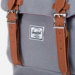 Рюкзак Herschel Supply Co. Little America Grey фото- 7