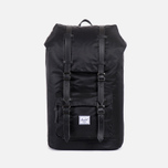 Рюкзак Herschel Supply Co. Little America Nylon Black фото- 0