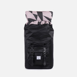 Рюкзак Herschel Supply Co. Little America Nylon Black фото- 3