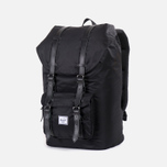 Рюкзак Herschel Supply Co. Little America Nylon Black фото- 1