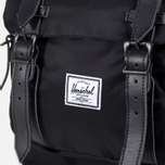 Рюкзак Herschel Supply Co. Little America Nylon Black фото- 5