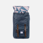 Рюкзак Herschel Supply Co. Little America Nylon Navy фото- 3