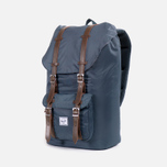 Рюкзак Herschel Supply Co. Little America Nylon Navy фото- 1