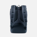 Рюкзак Herschel Supply Co. Little America Nylon Navy фото- 2