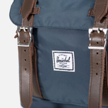 Herschel Supply Co. Little America Backpack Nylon Navy photo- 5