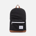 Рюкзак Herschel Supply Co. Pop Quiz 22L Black/Tan фото- 0