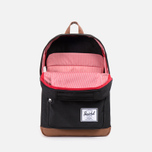 Рюкзак Herschel Supply Co. Pop Quiz 22L Black/Tan фото- 3