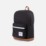Рюкзак Herschel Supply Co. Pop Quiz 22L Black/Tan фото- 1