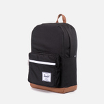 Рюкзак Herschel Supply Co. Pop Quiz Black фото- 1