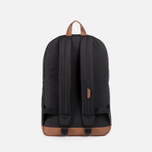 Рюкзак Herschel Supply Co. Pop Quiz 22L Black/Tan фото- 2