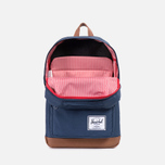 Рюкзак Herschel Supply Co. Pop Quiz 22L Navy/Tan фото- 3