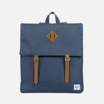 Рюкзак Herschel Supply Co. Survey Navy/Tan Pu фото- 0