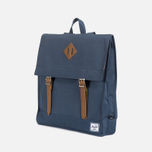 Рюкзак Herschel Supply Co. Survey Navy/Tan Pu фото- 1