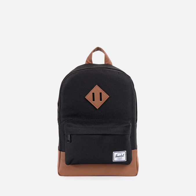 Детский рюкзак Herschel Supply Co. Heritage Kids Black