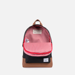 Детский рюкзак Herschel Supply Co. Heritage Kids Black фото- 3