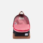 Детский рюкзак Herschel Supply Co. Heritage Kids Black фото- 3