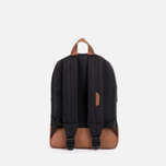 Детский рюкзак Herschel Supply Co. Heritage Kids Black фото- 2