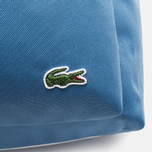 Рюкзак Lacoste Backcroc Blue фото- 4