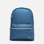 Рюкзак Lacoste Backcroc Blue фото- 0
